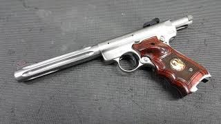 Ruger Mark III Series Match Trigger Job
