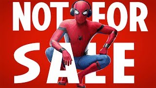 Why Disney Won't (And Can't) Buy Back Spider-Man