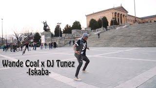 Wande Coal x DJ Tunez - Iskaba | Meka Oku Freestyle
