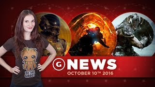 Mass Effect: Andromeda Release Date & Skyrim Remaster Specs! - GS Daily News