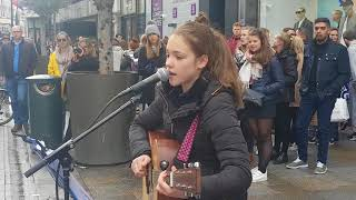 The greatest showman this is me (Allie Sherlock cover)