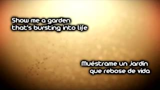 Snow Patrol - Chasing cars (Ingles - Español)
