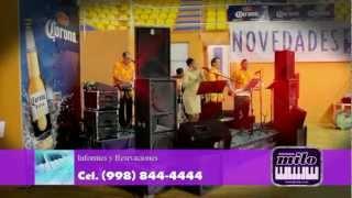 MILO Grupo Musical en Cancun (Spot TV en HD)