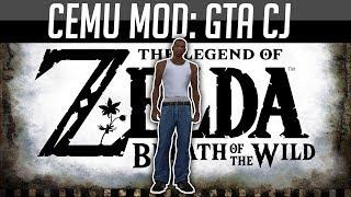 Cemu Mod Install | GTA Carl Johnson | Zelda BotW