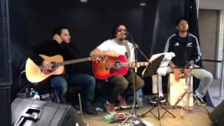 Trio Rock Acustico internacional