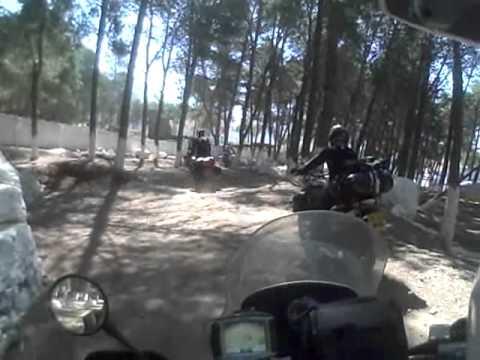 Campsite Chefchaouen Morocco