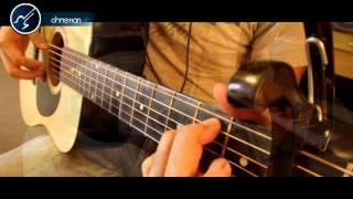 "Cover de ""Clandestino"" de Manu Chao en guitarra - Christianvib"