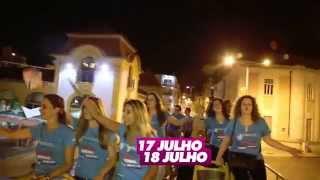 O Festival do Atlântico anda aí de tshirt azul