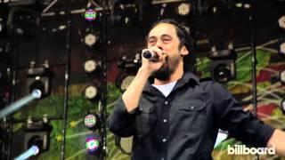"""Damian """"Jr Gong"""" Marley LIVE at Governors Ball 2014"""