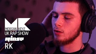The UK Rap Show - RK (Freestyle)
