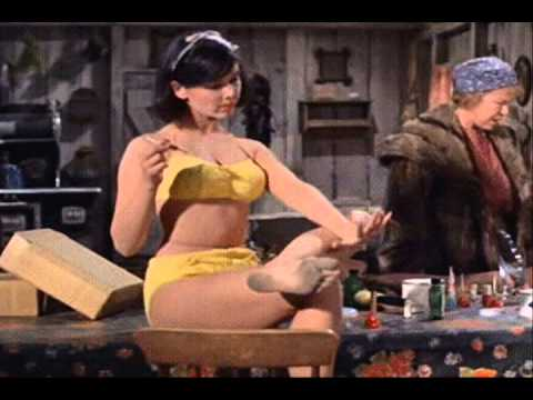 youtube and dating game yvonne craig
