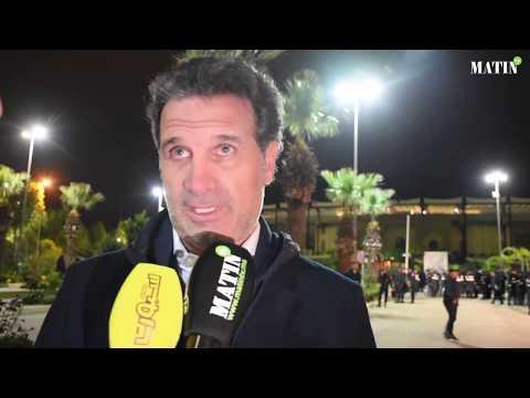 """Video : Paulo Duarte : """"Le football marocain mérite la place qu'il occupe aujourd'hui"""""""