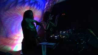 GANEISHA vs PSYDREAM @ Halloween 2015 / Hard Club