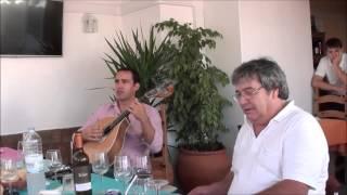 Francisco Madureira - Já me deixou - Letra - Artur Ribeiro - Música Max