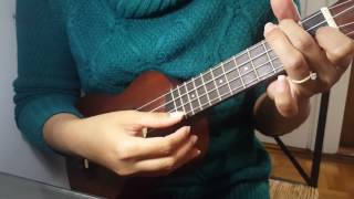How to play Counting Stars by One Republic - EASY UKELELE CHORDS