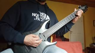 SCHECTER KM7 MKII BLACK PEARL | PLAYTHROUGH