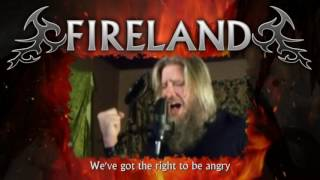 Fireland - Invincible (Pat Benatar cover version) #SMGOldiesButBaddies