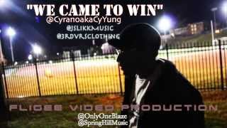 Cyrano Sinatra - We Came To Win (OFFICIAL MUSIC VIDEO)