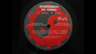 Engenheiros do Hawaii - O Papa É Pop (LP/1990)