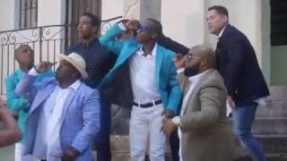 Orishas graba en La Habana su nuevo videoclip