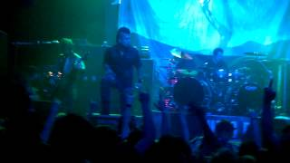 Sinner - Drowning Pool 3/14/13