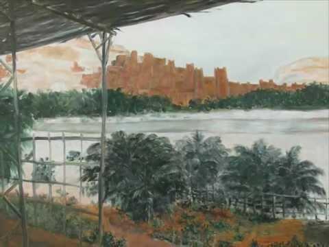 MOROCCO, arabic impressions by artist Salome de Cambra