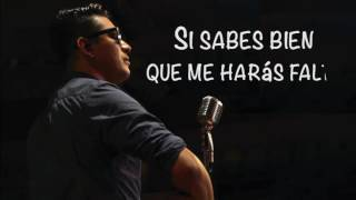 Miguel Angel Alba - Me Harás Falta [Lyric Video]