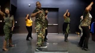 So Ruff, So Tuff line dance