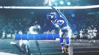 Odell Beckham Jr. Highlights | Crossfire Pt. ll