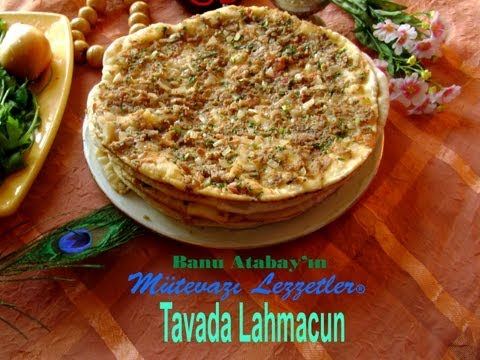 Tavada Lahmacun