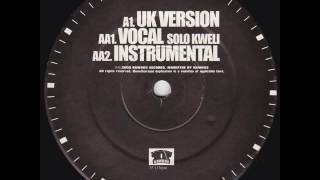 Talib Kweli & Hi-Tek - Down For The Count (Instrumental)