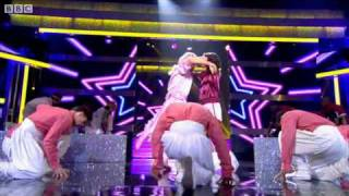 """Colin and Justin Do """"Xanadu"""" - Let's Dance for Comic Relief 2011 - Show 1 - BBC One"""