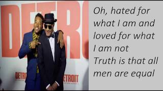Algee Smith - Grow ( Lyrics )