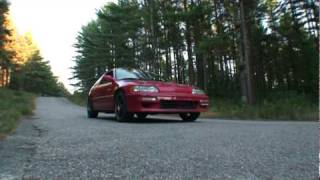 """CRX Si 510HP Before all the work """"OFFICIAL VIDEO"""""""