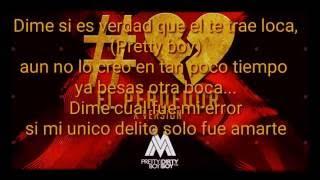 El perdedor - Maluma (X Versión) letra