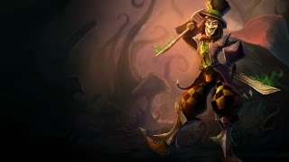 Shaco Chapeleiro Maluco - League of Legends (Completo BR)