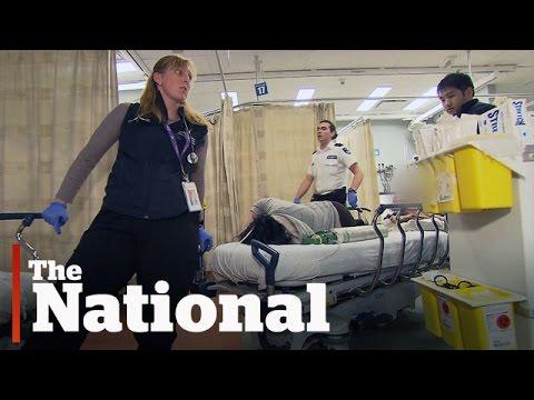 ER struggles with fentanyl