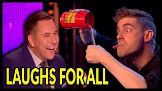 Top 7 MOST FUNNY & HILARIOUS Auditions EVER On Britain's Got Talent 2016 - 2018!