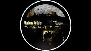 Bid0h - Psychedelic (Original Mix) Out Soon [ Berlin Aufnahmen ] BAC042 Pure Techno-Minimal Vol 29