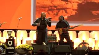 Alex Boye performs 'Paradise (Peponi) African Style' live at Rootstech