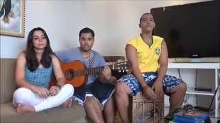 Meu amor volta pra mim Cover Igor Teixeira ft. Tiago Teixeira e Larissa Lacerda
