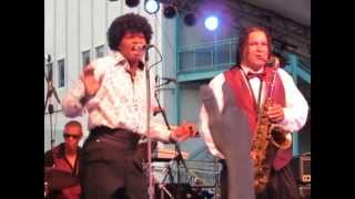 """Cold Sweat """"The James Brown Tribute"""" from The Real Soul Pleaser... Robert T"""