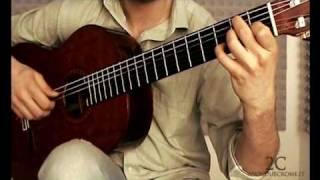 Aladdin (Disney) - A whole new world - guitar cover