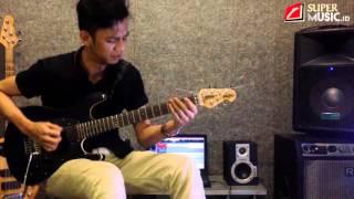 """Iman Kurniawan - SUPERGITAR COMPETITION 2015 """"Song CINTA (cover) By VINA PADUWINATA"""""""