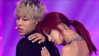 [SOLO DEBUT] ELSIE(은정) - 편해졌어 (feat. Ki-o) @인기가요 Inkigayo 20150510