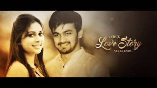Romantic Wedding Invitation Video