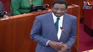 Senator Orengo, colleagues hilariously struggle debating in Kiswahili