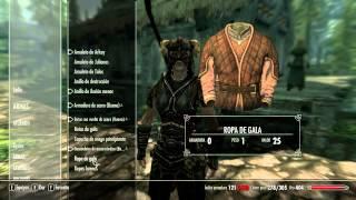 [TES V: Skyrim] Recuperando al compañero perdido (Lydia) - HD + Comentarios en español