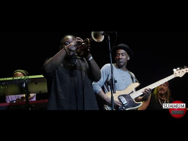 Video en directo de Marcus Miller junto  a Pepe Bao en la Apolo Madrid 2016