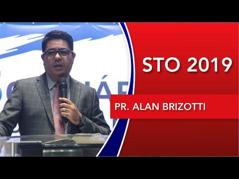 Seminário teológico para obreiros - Pr. Alan Brizotti - P5 - Unidade e alinhamento - 21 09 2019